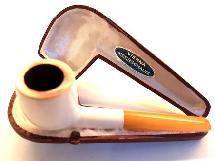 MAG Lifestyle Magazin online: die weiße Göttin, Tabakgenuss für den Connaisseur,  Meerschaumpfeifen, Tabakkultur und Wien