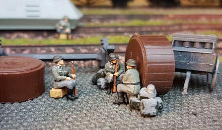 MAG Lifestyle Magazin Modellbahn Modellbahnen Traumorte Berge Meer verreisen Gedanken Vitrinen Modellbahndioramen Dioramen Fahrbetrieb Diorama Deutsche Reichsbahn Weltkrieg