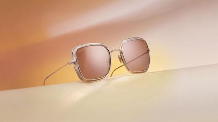 MAG Lifestyle Magazin online Mode Brillen Trends 2020 Omega OMEGA Reminiszenz an die 50er Jahre