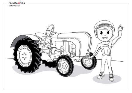 Porsche kids kostenfreie Spiele Ausmalbilder Bastelanleitungen Buchstabensalate Memory Puzzle Suchbilder