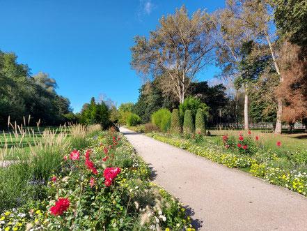 MAG Lifestyle Magazin online Urlaub Reisen Österreich Oberösterreich Bad Schallerbach Therme Botanica Park Eurothermen