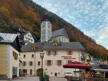 MAG Lifestyle Magazin online Urlaub Reisen Österreich Hallstatt Hallstätter See Heritage Hotel Restaurant Kainz Weltkulturerbe Salzkammergut Corona