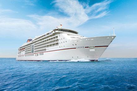 MAG Lifestyle Magazin Kreuzfahrt Kreuzfahrten Hapag Lloyd MS Europa 2