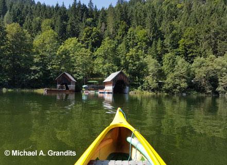 mag lifestyle magazin online reisen urlaub österreich bootfahren fjordartig salza stausee see bad mitterndorf bootsverleih tretboote kajaks salzkammergut ausseerland
