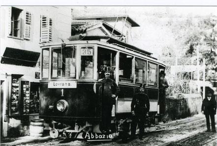 MAG Lifestyle Magazin Reisen Urlaub Kroatien Lovran Kvarner Edelkastanien Lungomare Abbazia Adriaküste Hotspots Tramway Strassenbahn