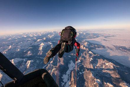 mag lifestyle magazin online reisen urlaub österreich tirol achensee heissluftballon gleitschirm sprung weltrekord sportarten gleitschirmfliegen ballonfahren apnoetauchen