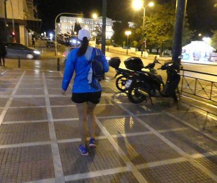 MAG Lifestyle Magazin Urlaub Reisen Sport Reisebericht Cornelia Singer Griechenland Athen Marathon 2019