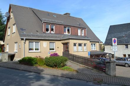 Bild: Wünschendorf  Erzgebirge Teichler Rathaus