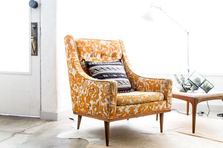 Die eigenen Möbel sind Bestandteil des Wohlfühlens.