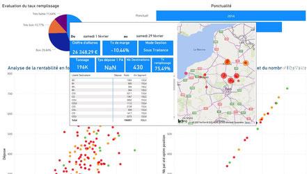 datavisualisation geolocalisation