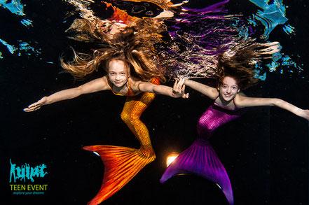 Meerjungfrauenschwimmen Geschenkidee für Teenager
