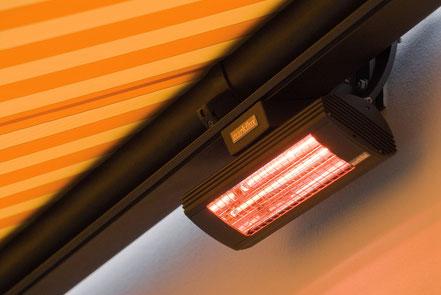 markilux markise 6000 mit infrarot heizstrahler fink markisen sonnenschutz mainaschaff
