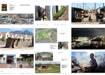 """Aus unserer Vorlesung """"Südafrika - Kap der freien (T)Räume"""""""