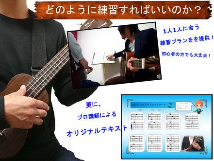 Growth Music School レッスン現場
