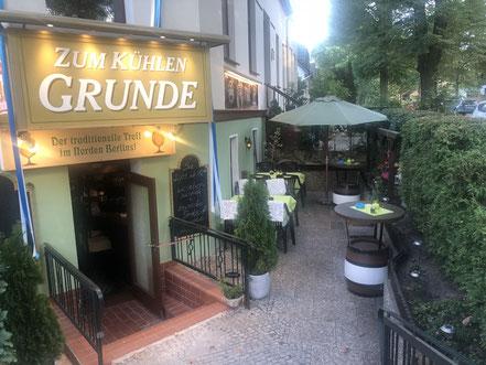 Zum Kühlen Grunde Berlin