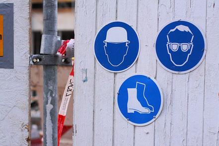 Arbeitsschutzmaßnahmen - Optima Schadstoffsanierung und Rückbau GmbH