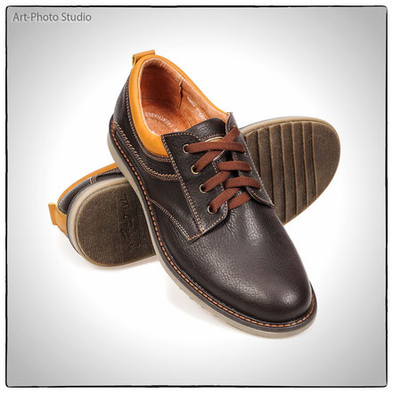 предметное фото обуви для каталога товаров