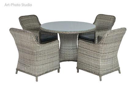 фото плетёной мебели в Харькове для каталога сайта