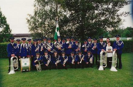 1994 besuchte der Verein den Musiktag in Wöflinswil und Zuzgen,  unter der Leitung von Karl J. Herzog