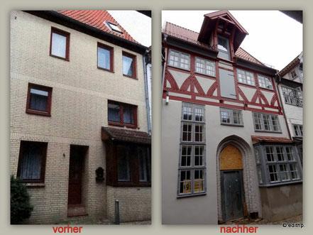 Koltmannstraße 4, vorher-nachher