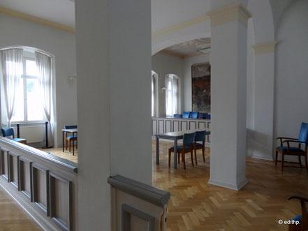 Verhandlungssaal Raum 12