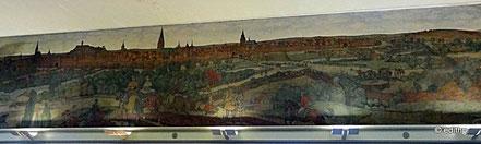 Wandgemälde von Hugo Friedrich Hartmann
