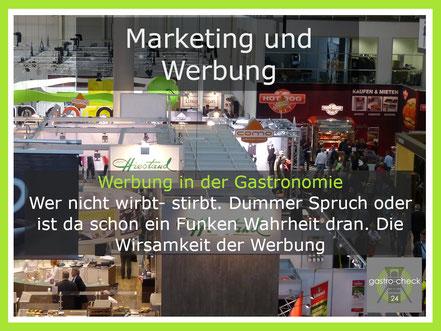 Marketing im Gastro- Bereich