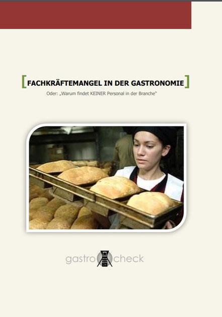 Fachkräftemangel in der Gastronomie