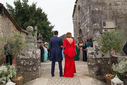 La boda de la semana: Carlota y Carlos, tres días de ensueño