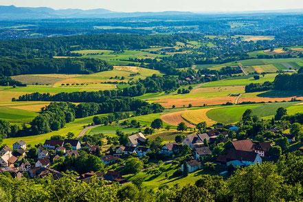 Pension Gästehaus Übernachtung Frühstück Rosenfeld Zollernalbkreis Hechingen Oberndorf Horb Balingen Albstadt Rottenburg Villingen-Schwenningen A81 Autobahn 81