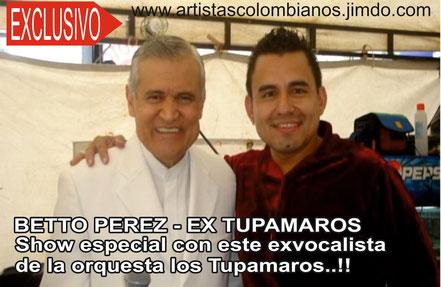 Contratar orquesta tropical en Bogota
