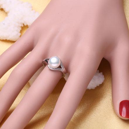 bijou perle de culture femme