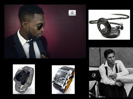 Horlogerie Design au masculin