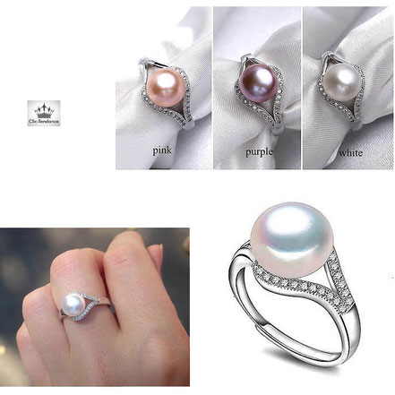 anneau chic et glamour