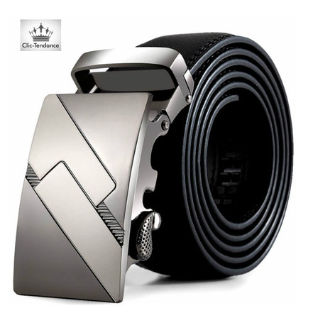 ceinture fashion cuir metal