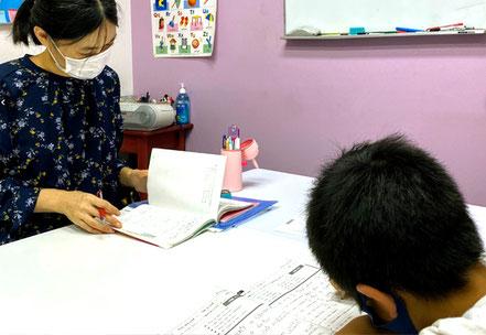 中学生英会話クラス