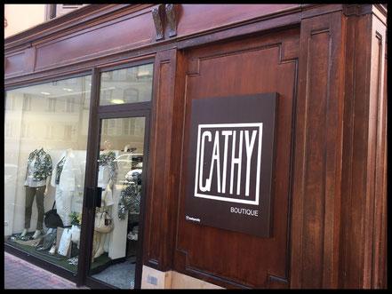Boutique de vêtements femmes au Puy en Velay