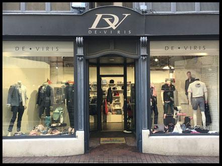 Boutique de vêtements hommes au Puy en Velay