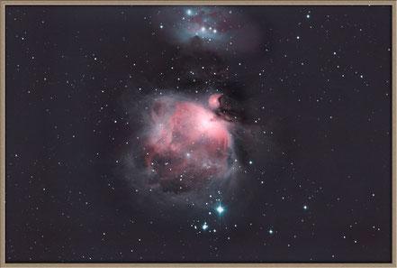 Messier 42 Orionnebel - M42 Orion Nebula   MeixnerObservatorium