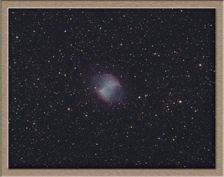 Messier 27 - Hantelnebel
