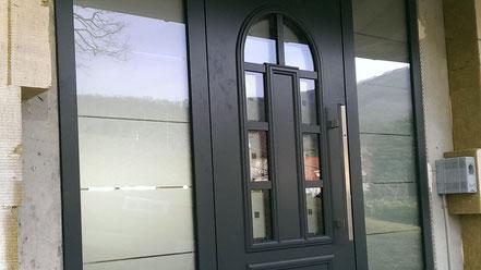 Türen, Haustüren, Glastüren, Schreinerei Auenstein, Auenstein