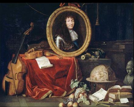 Jean GARNIER (1632 - 1705) © Photo RMN-Grand Palais (Château de Versailles) / Daniel Arnaudet / Hervé Lewandowski