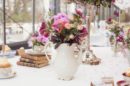 Tischdekoration Ganz Nach Deinem Geschmack Mademoiselle Weddings