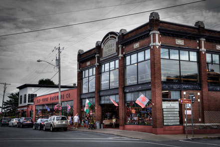 Old Forge Hardware Company - Old Forge, New York - ADKO002