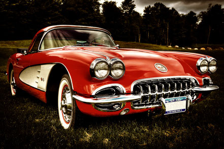 1960 Chevy Corvette - MCCC003