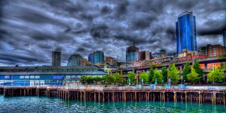The Waterfront - Seattle, Washington - NWS002