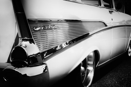 The Classic 1957 Chevy - MCCC005