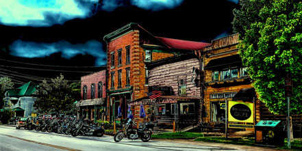 Thunder in Old Forge - Old Forge, New York - ADKO024