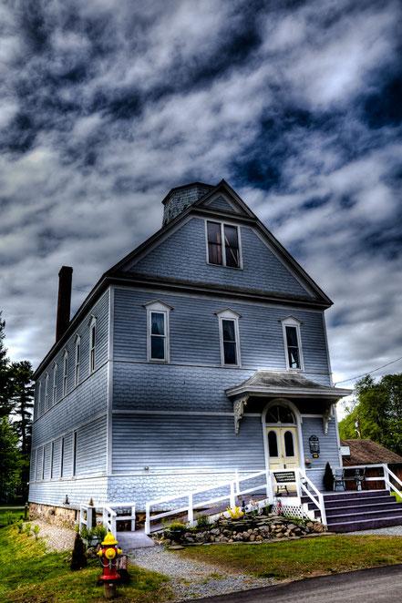 The Fulton Chain Town Hall - Thendara, NY - ADKO017