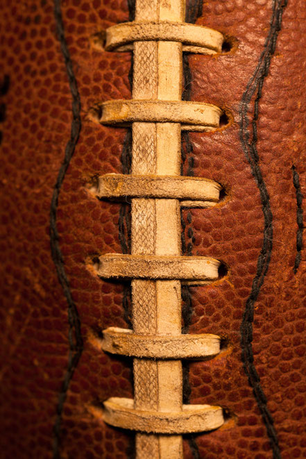 The Leather Football - MCBF003